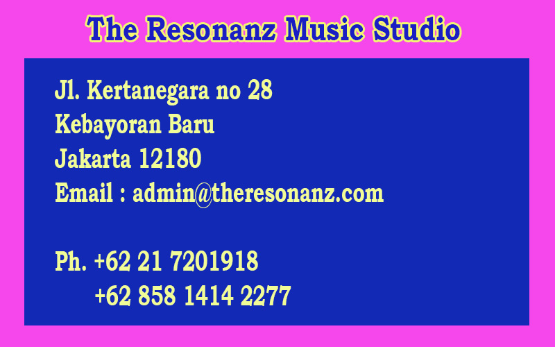 The Resonanz Music Studio